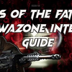 Sin's of The Father Warzone Intel 1 to 4 Guide