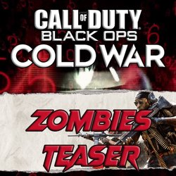 Call of Duty Cold War Zombies Teaser